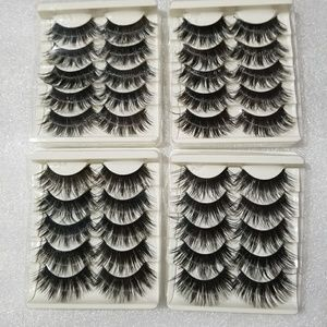 Other - 20 Pairs 3D Top Lash XL Long Eyelashes